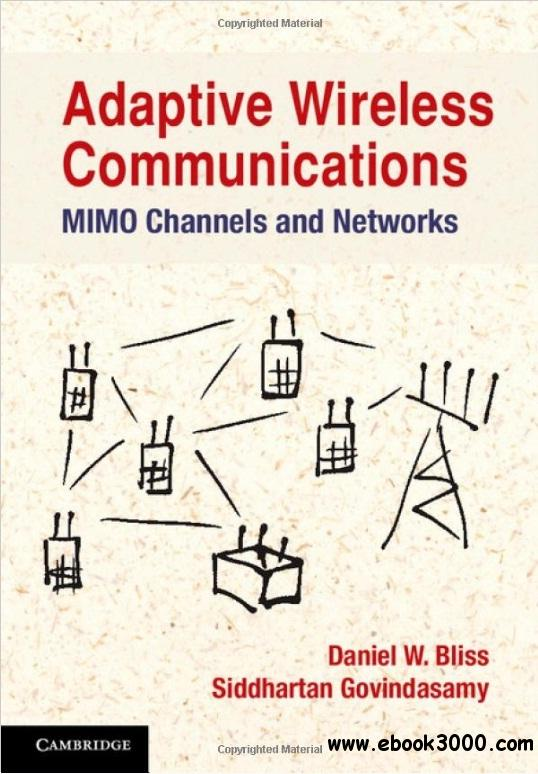 Adaptive Wireless Communications: MIMO Channels and Networks