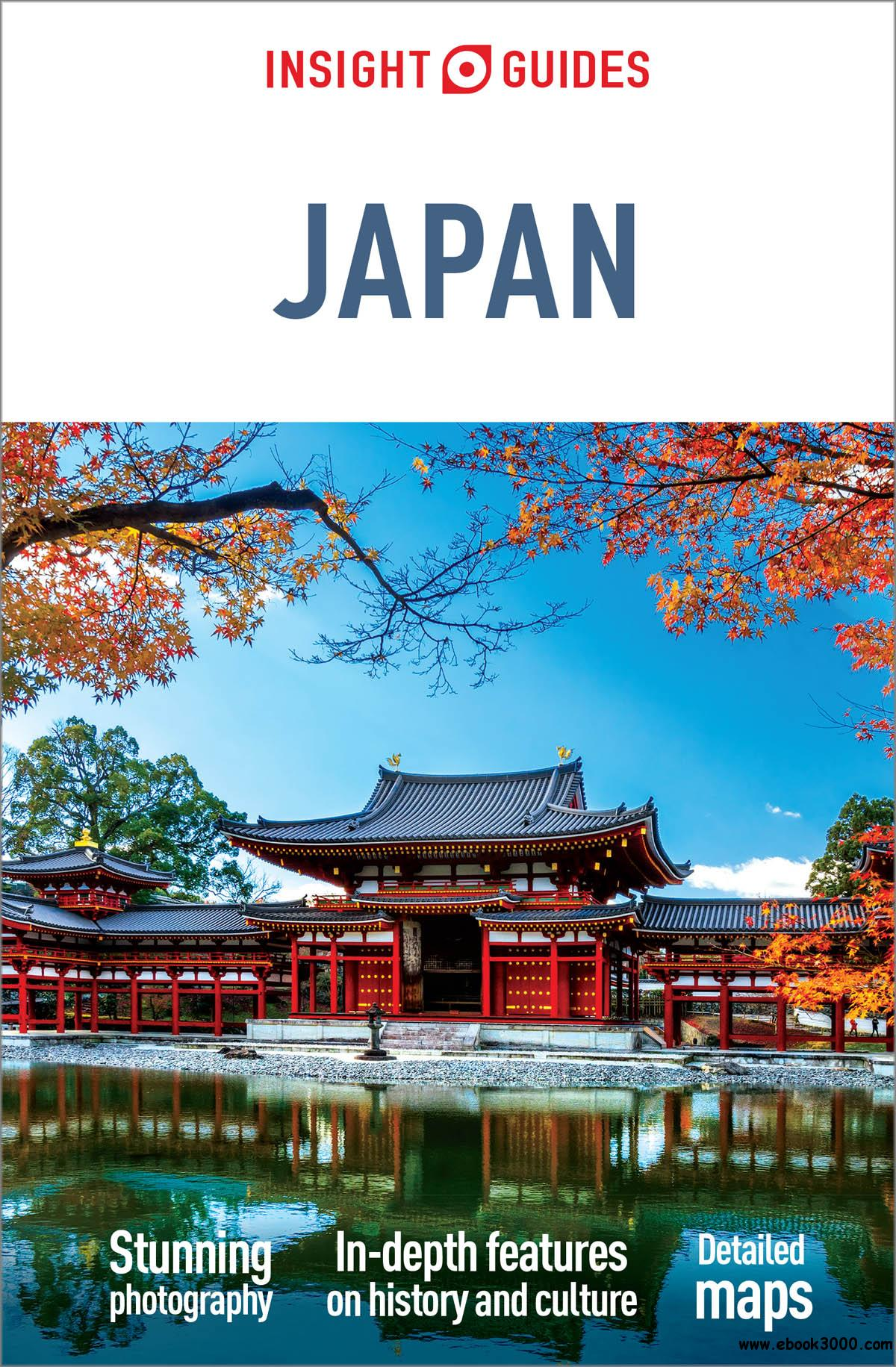 Insight Guides Japan - Japan Travel Guide, 6th Edition