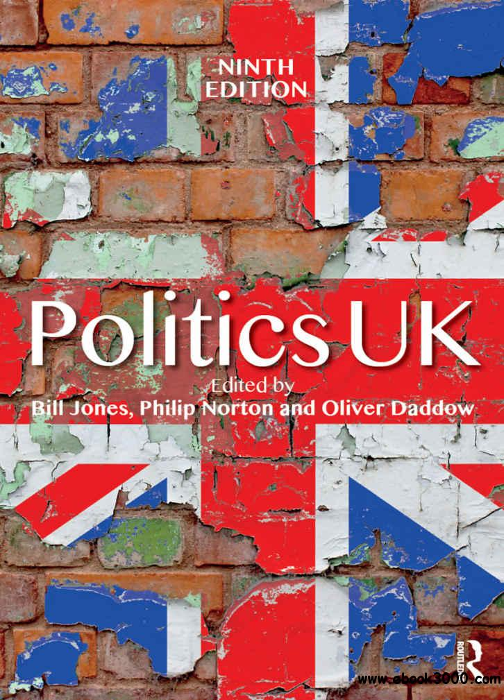 Politics UK, Ninth Edition