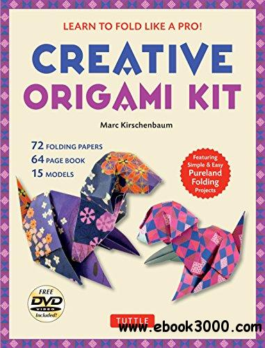Creative Origami Kit: Learn to Fold Like a Pro!