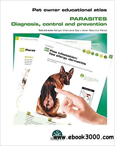 Pet Owner Educational Atlas. Parasites. Diagnosis, Control And Prevention