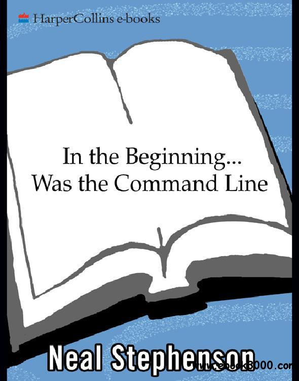 In the Beginning...Was the Command Line