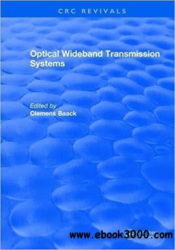Optical Wideband Transmission Systems