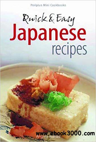 Mini Quick & Easy Japanese Recipes