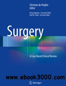 Surgery: A Case Based Clinical Review
