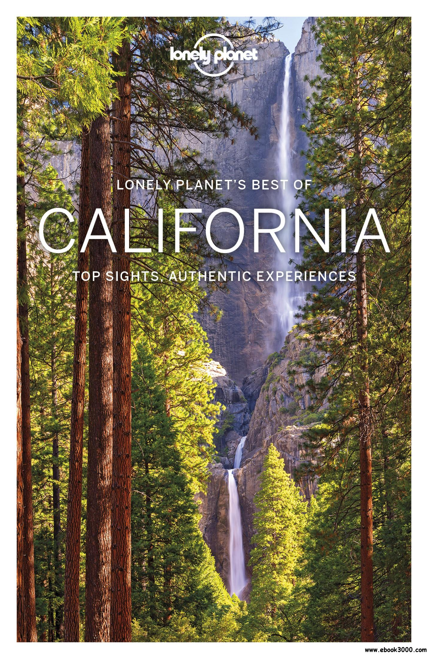 Lonely Planet's Best of California (Travel Guide)