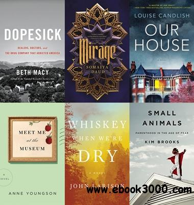 Goodreads: Best Books of the Month - August 2018