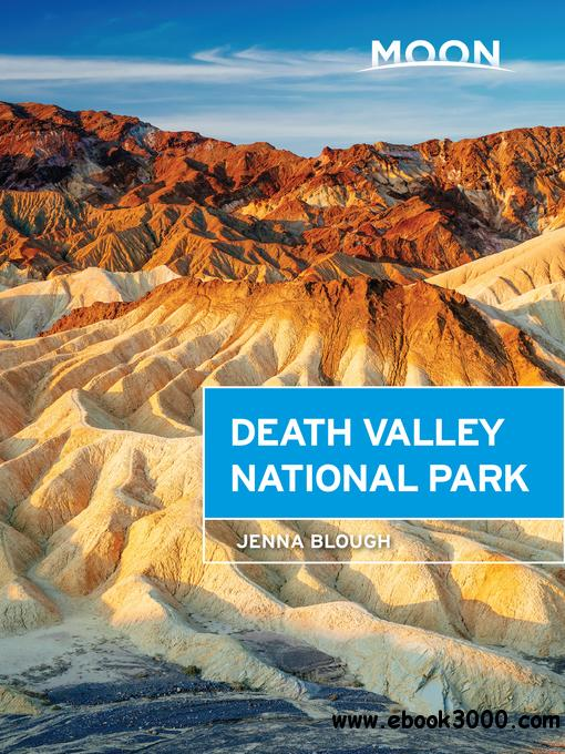 Moon Death Valley National Park (Travel Guide), 2nd Edition