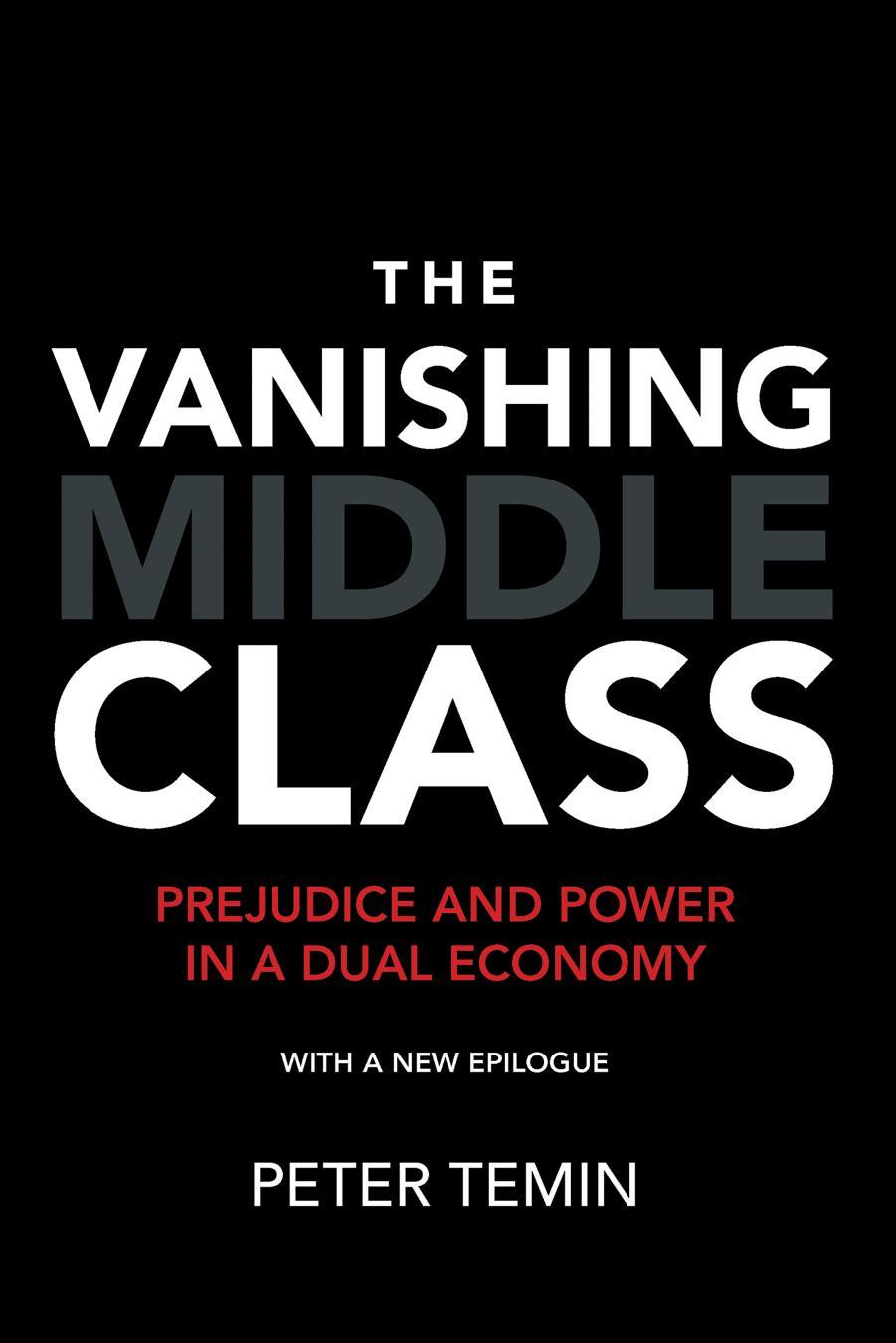importance of middle class in economy pdf