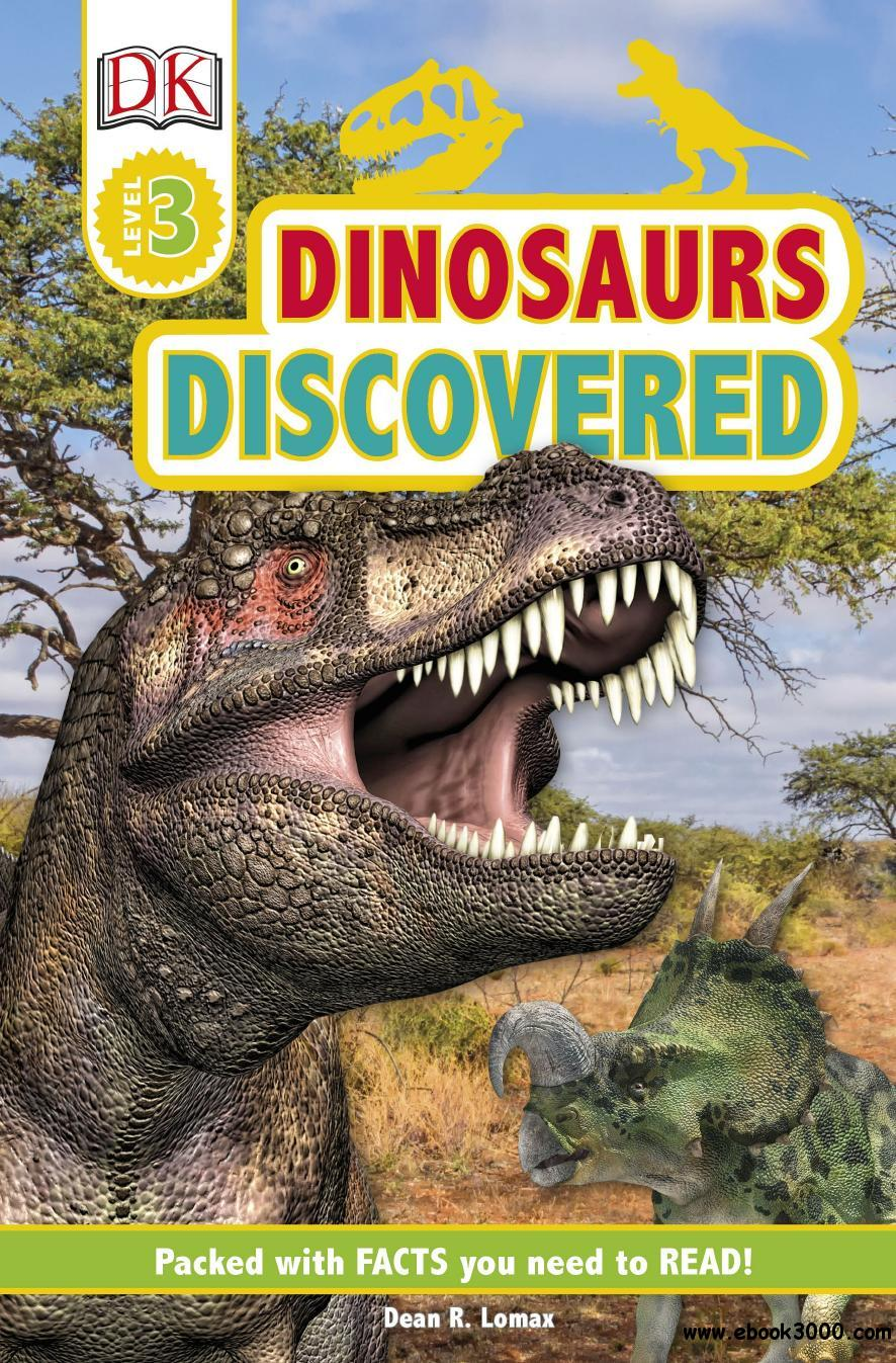 Dinosaurs Discovered (DK Readers)