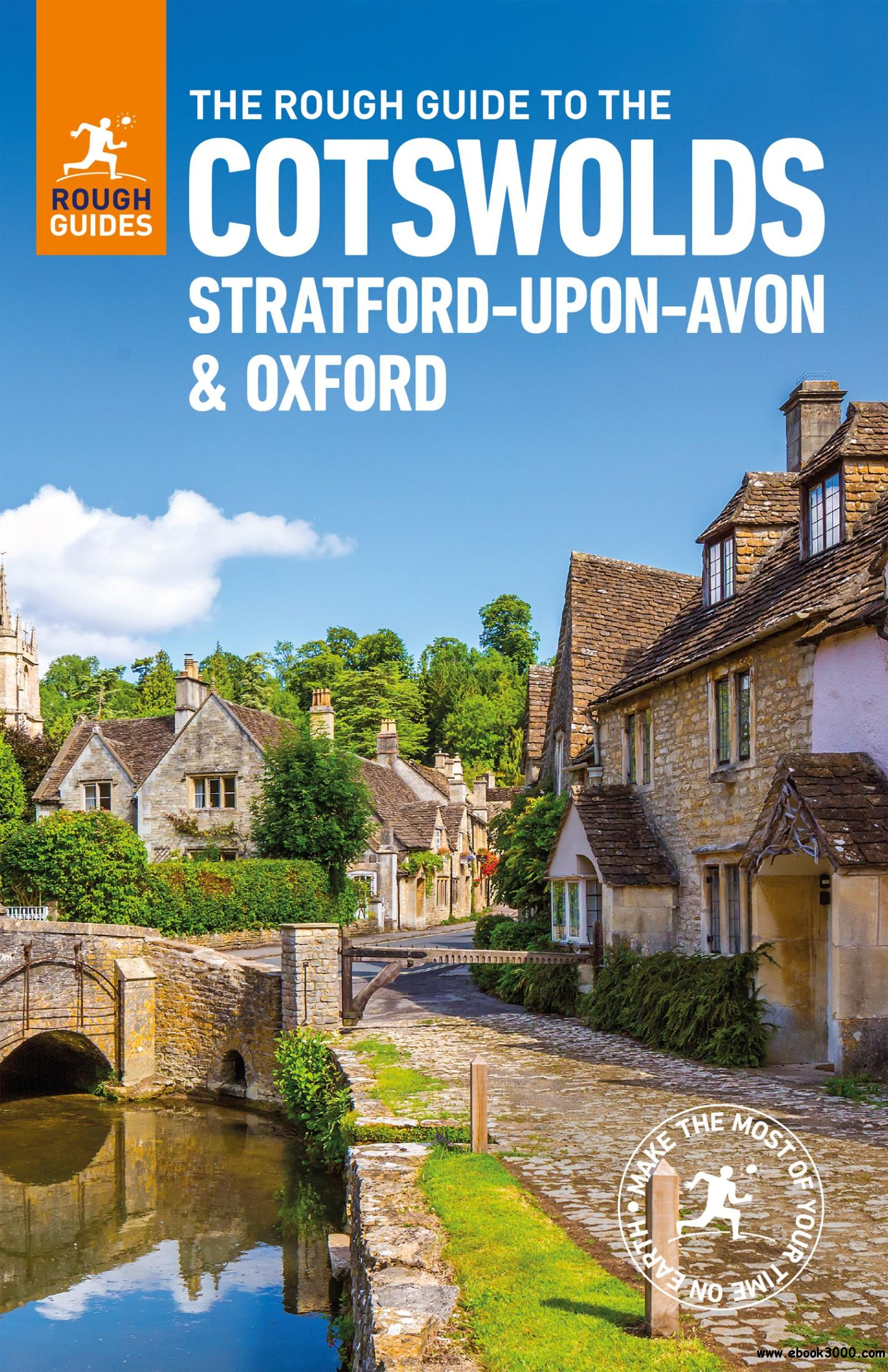 The Rough Guide to Cotswolds, Stratford-upon-Avon and Oxford (Rough Guides), 3rd Edition