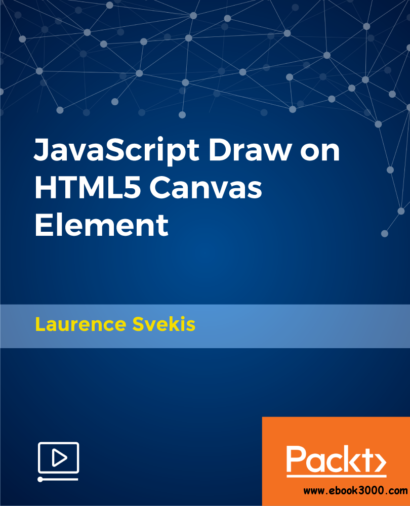 JavaScript Draw on HTML5 Canvas Element