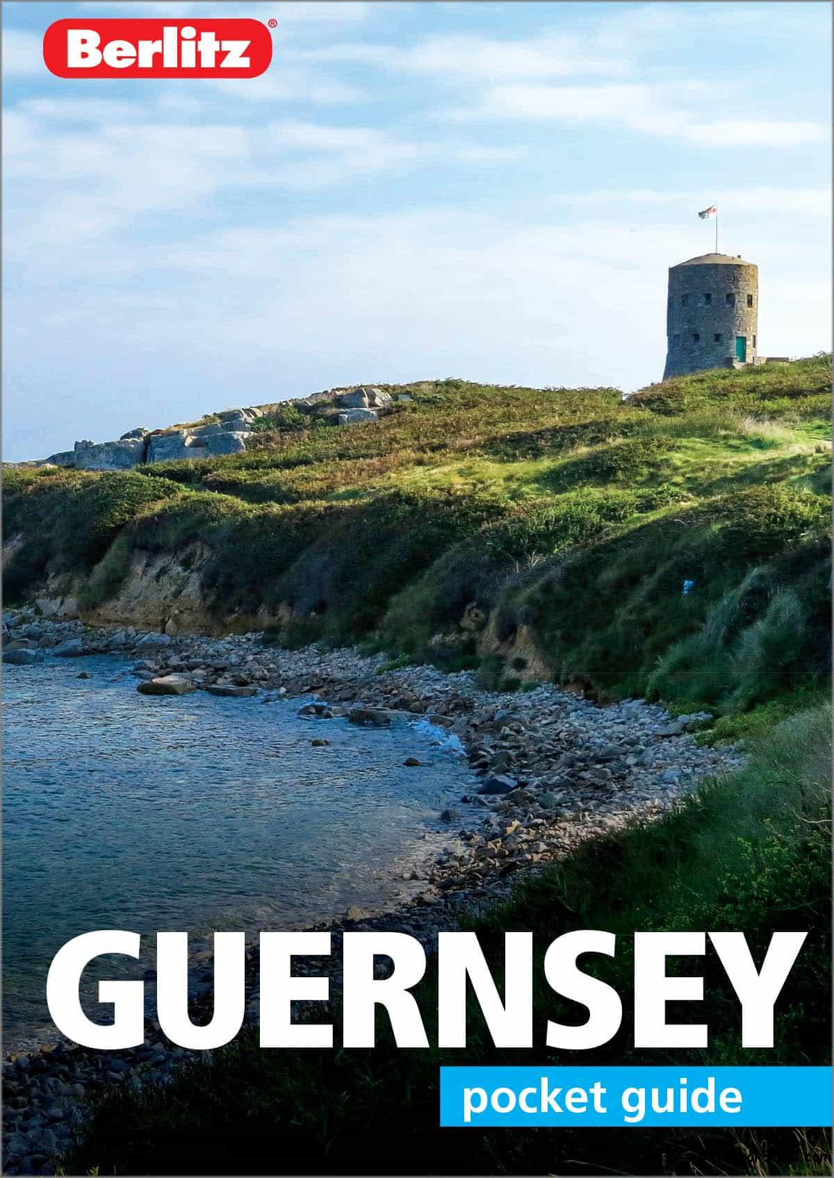 Berlitz Pocket Guide to Guernsey (Berlitz Pocket Guides), 2nd Edition