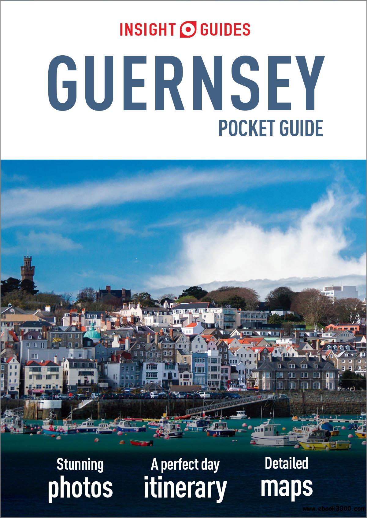 Insight Guides Pocket Guernsey (Insight Pocket Guides)