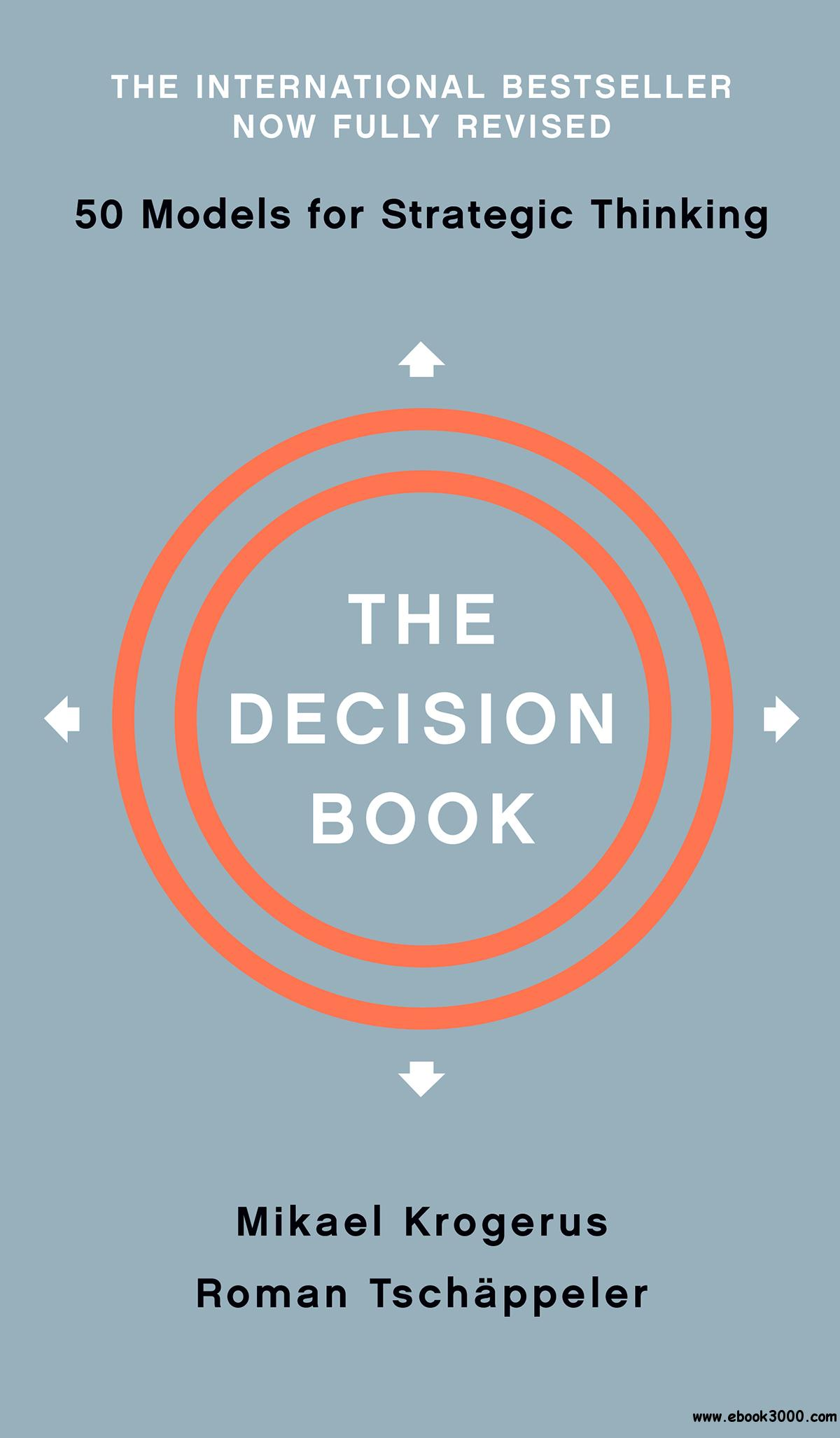 The Decision Book: Fifty Models for Strategic Thinking, 2nd Fully Revised Edition
