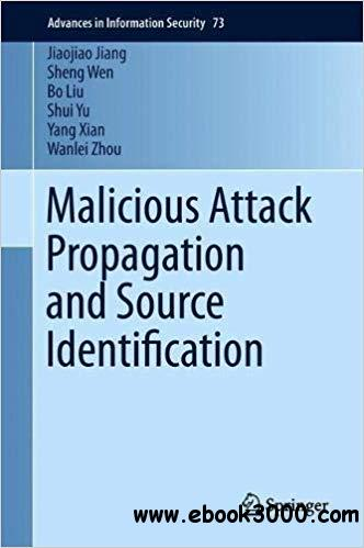 Malicious Attack Propagation and Source Identification