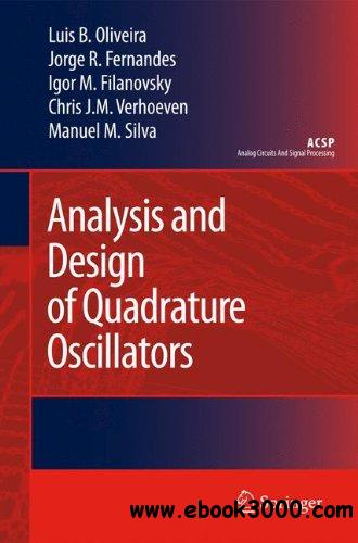 Analysis and Design of Quadrature Oscillators