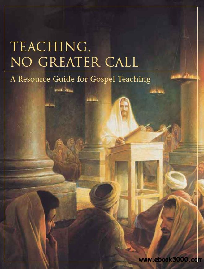 Teaching, No Greater Call