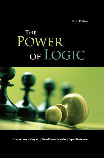 The Power of Logic, 5th Edition