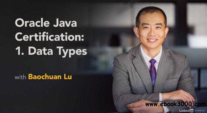 Oracle Java Certification: 1. Data Types