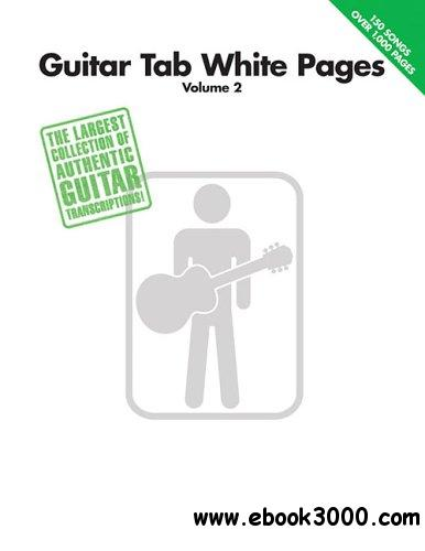 Guitar Tab White Pages, Volume 2
