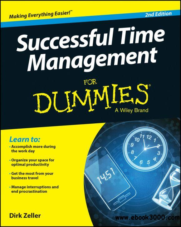 Successful Time Management For Dummies, 2nd Edition
