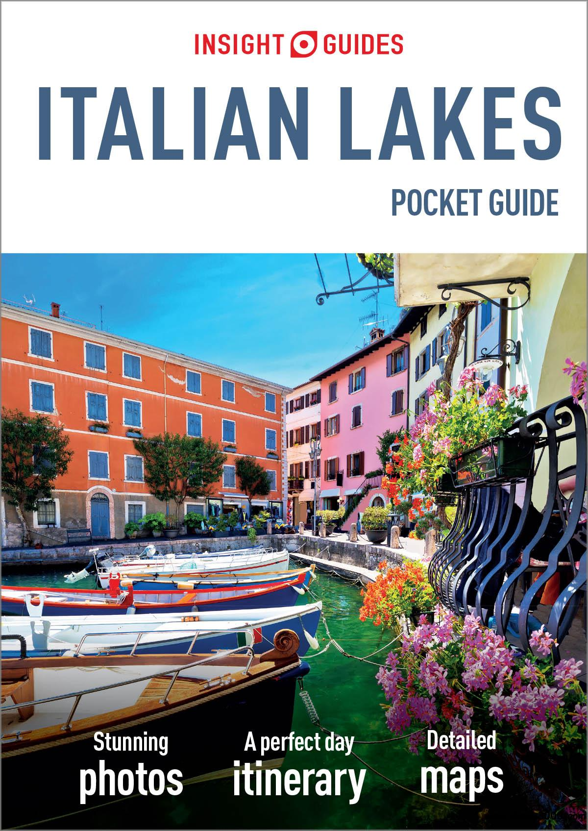 Insight Guides Pocket Italian Lakes: (Travel Guide eBook), 2nd Edition