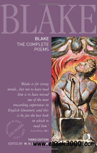 Blake: The Complete Poems, Third Edition