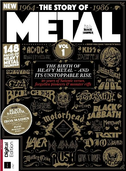 The Story of Metal - Volume 1 Revised Edition 2019