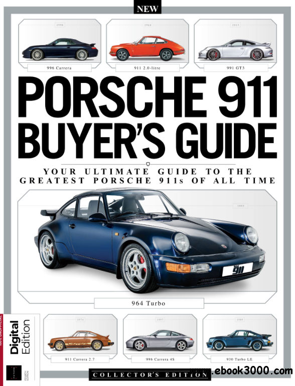 Porsche 911 Buyer's Guide, 4th  Edition