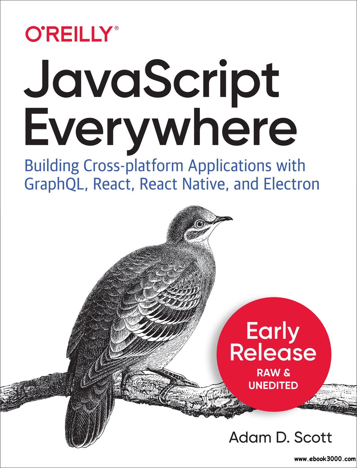 JavaScript Everywhere [Early Release]
