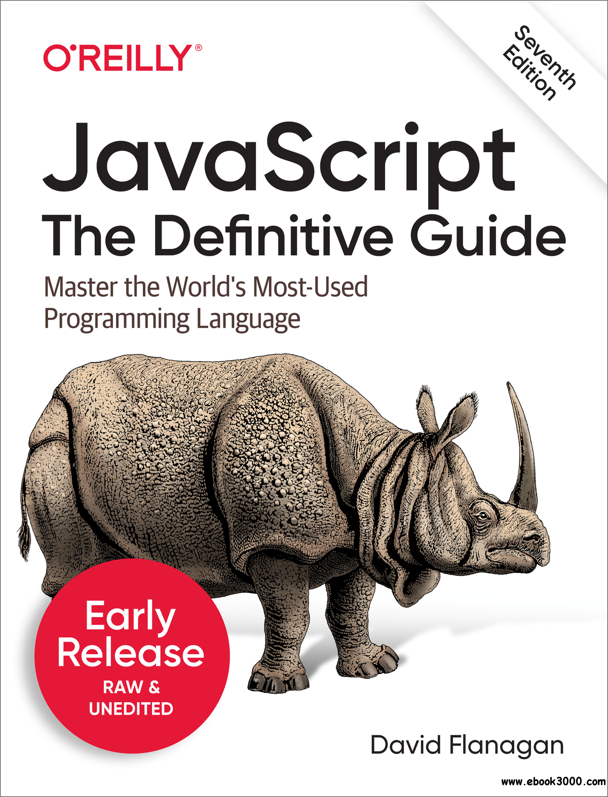 JavaScript: The Definitive Guide, 7th Edition [Early Release]