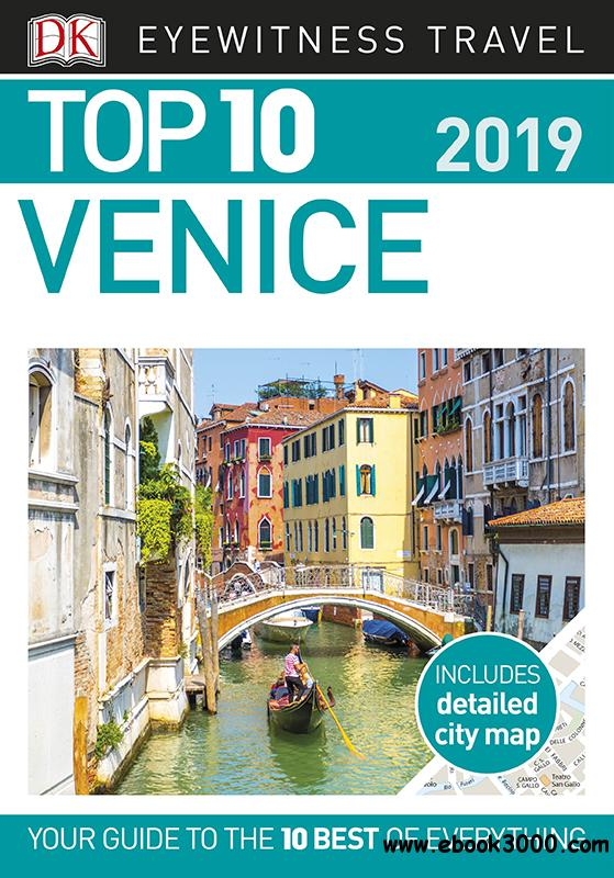 Top 10 Venice (DK Eyewitness Travel Guide), Revised Edition