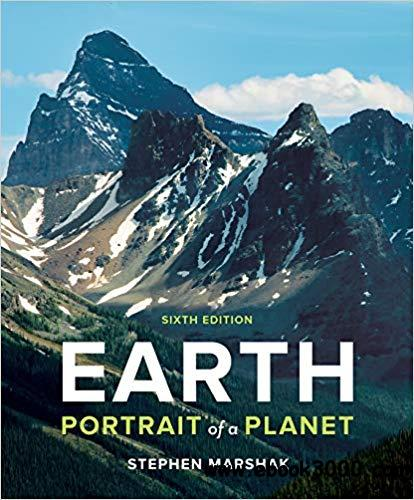 Earth: Portrait of a Planet, Sixth  Edition