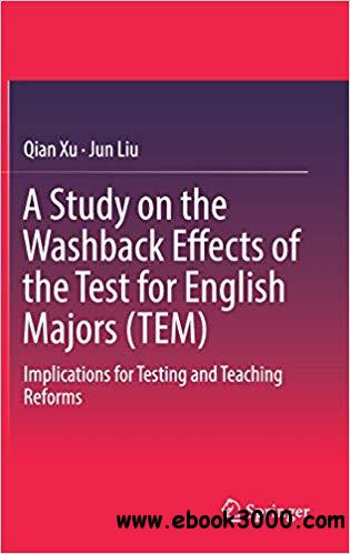 A Study on the Washback Effects of the Test for English Majors
