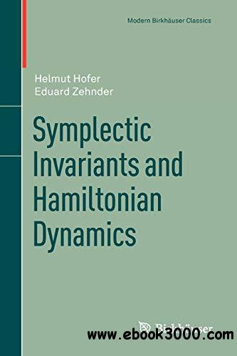 Symplectic Invariants and Hamiltonian Dynamics