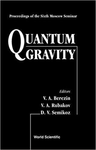 Quantum Gravity: Proceedings of the Sixth Moscow Quantum Gravity Seminar