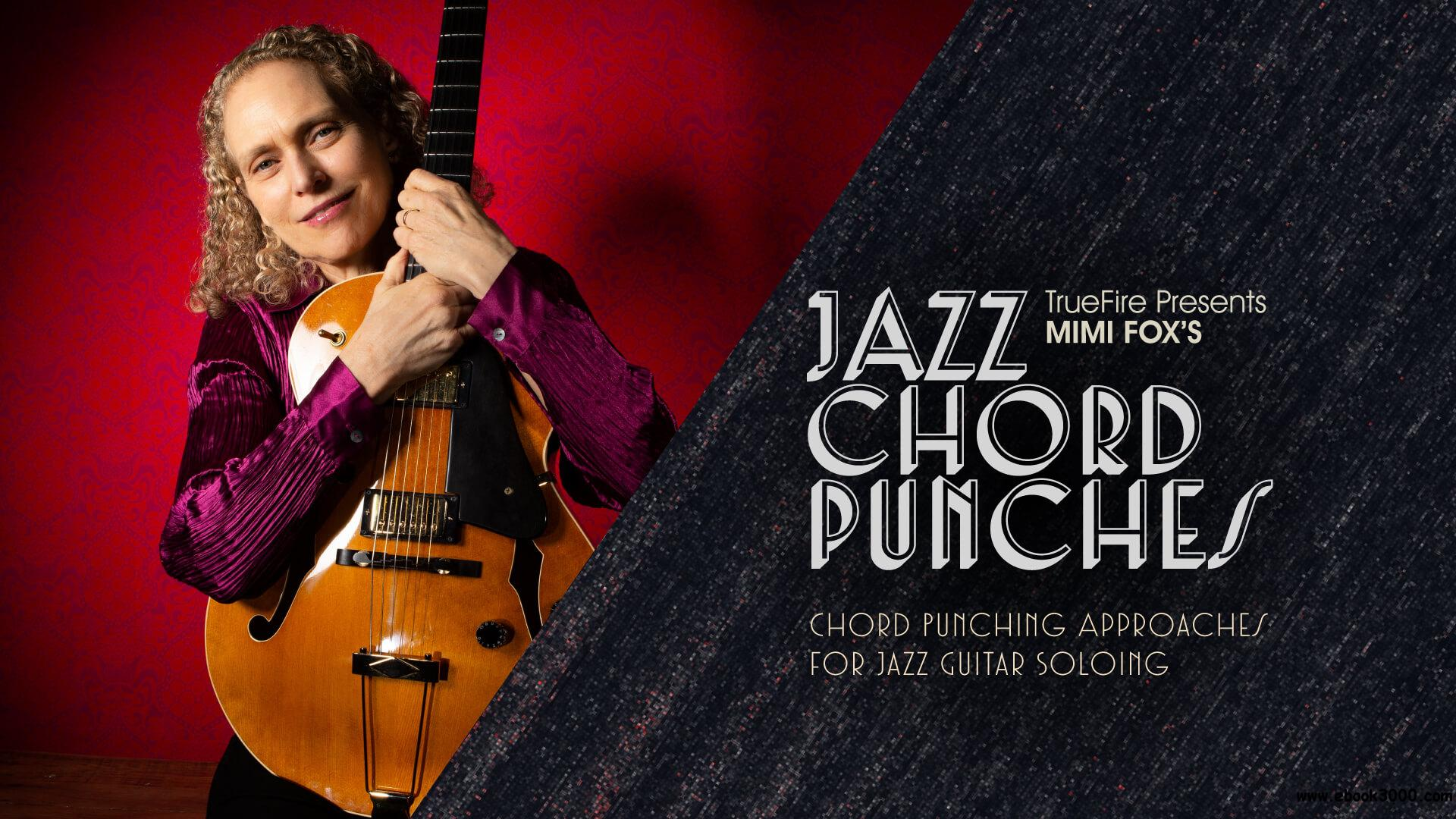 Mimi Fox's Jazz Chord Punches