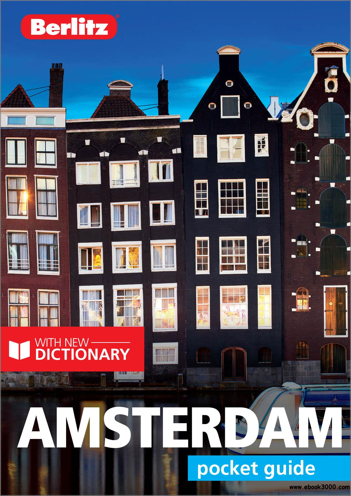 Berlitz Pocket Guide Amsterdam (Travel Guide eBook), 14th Edition