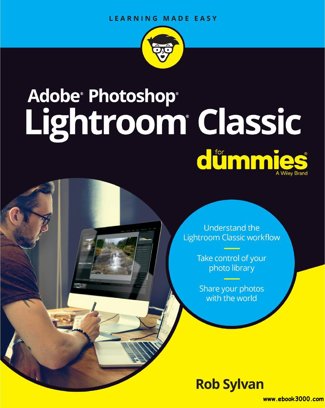 Adobe Photoshop Lightroom Classic For Dummies