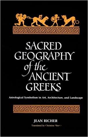 Sacred Geography of the Ancient Greeks