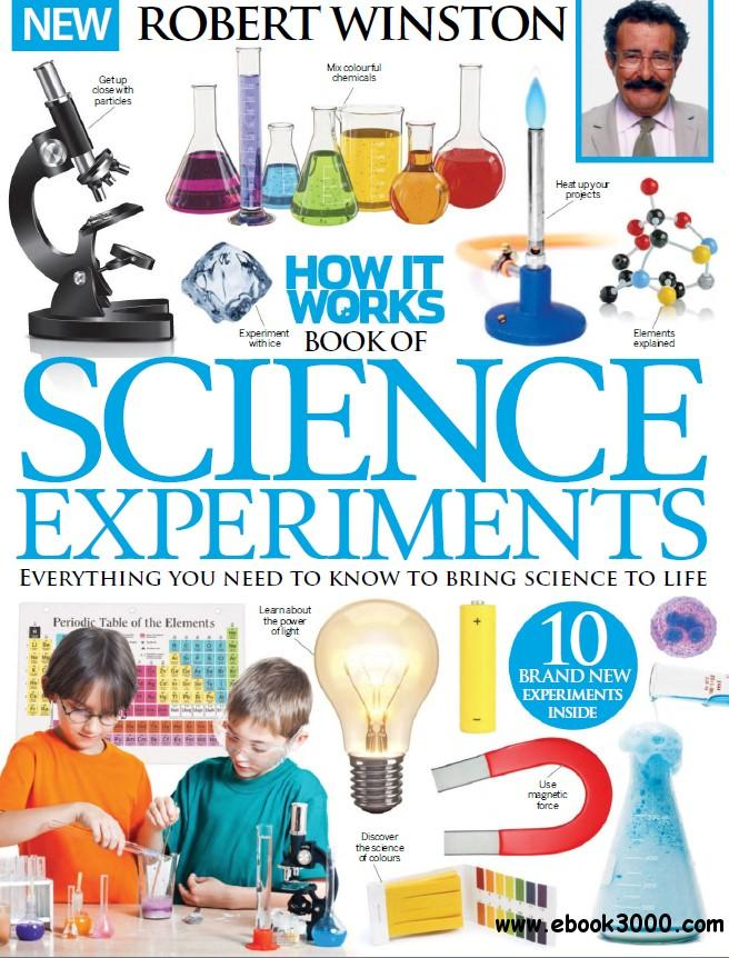 How It Works Book of Science Experiments
