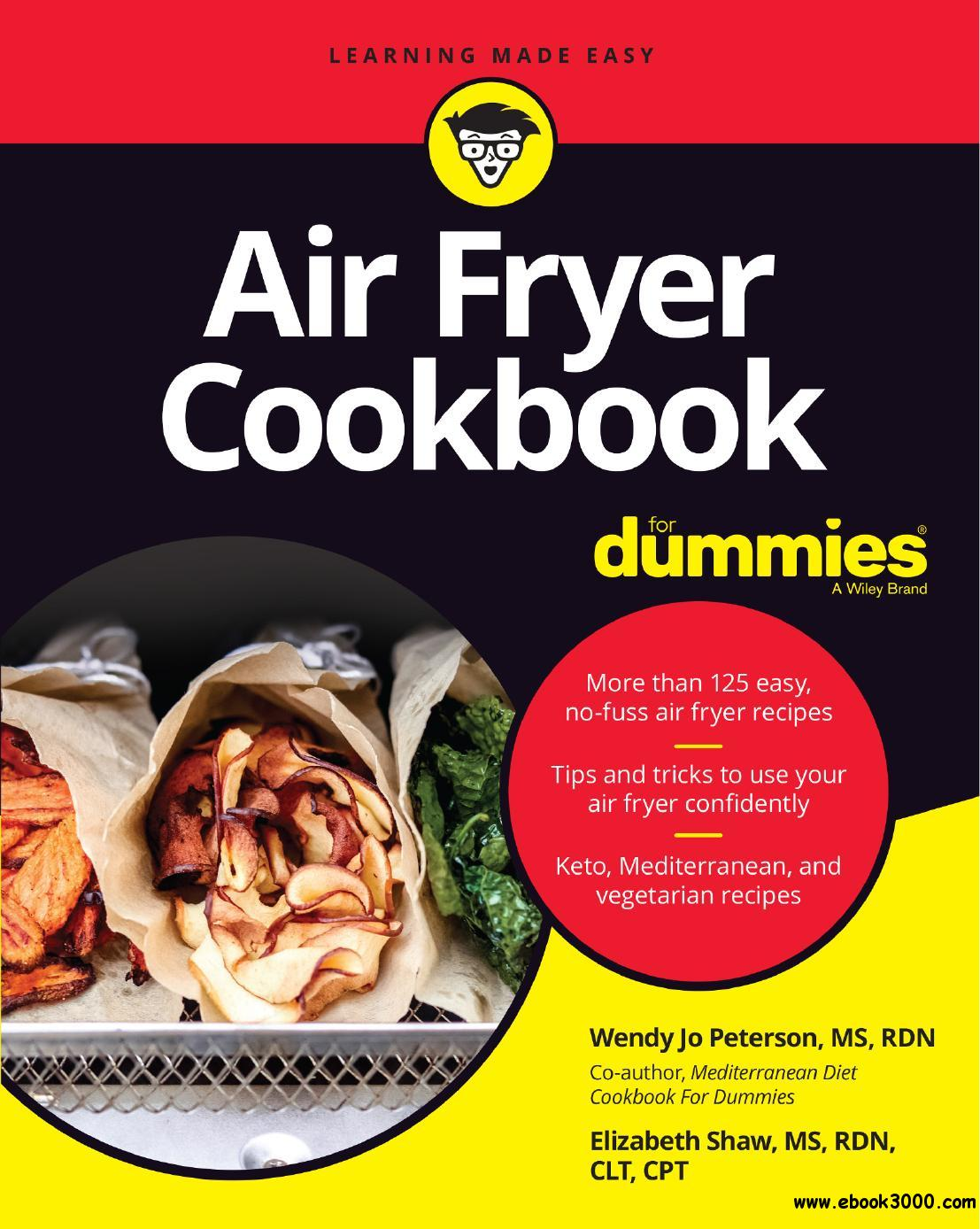 Air Fryer Cookbook For Dummies