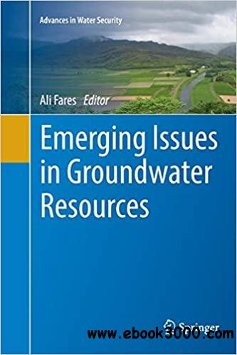 Emerging Issues in Groundwater Resources