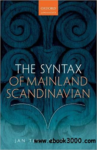 The Syntax of Mainland Scandinavian