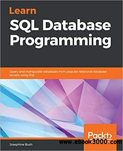 Learn SQL Database Programming