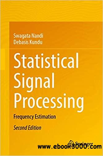 Statistical Signal Processing: Frequency Estimation Ed 2