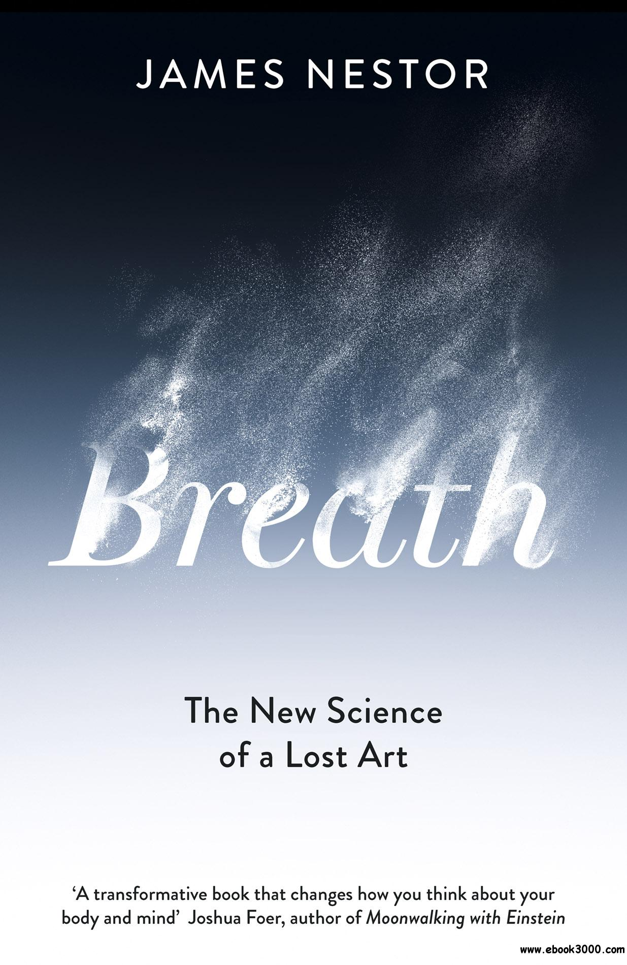 Breath: The New Science of a Lost Art, UK Edition