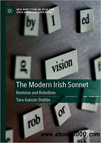 The Modern Irish Sonnet: Revision and Rebellion
