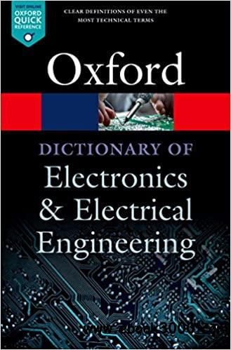 A Dictionary of Electronics and Electrical Engineering 5th Edition